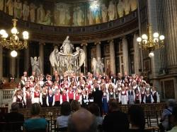 La Madeleine i Paris 2012