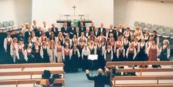 Kirkekonsert i Torshavn, Færøyene 2002